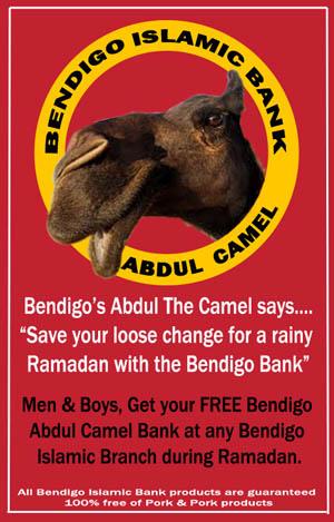 bendigo bank pig