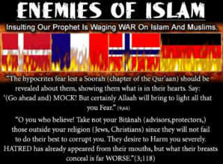burning in Islam