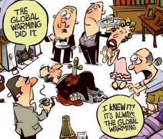 global warming kills