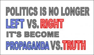 The American version of Left vs. Right