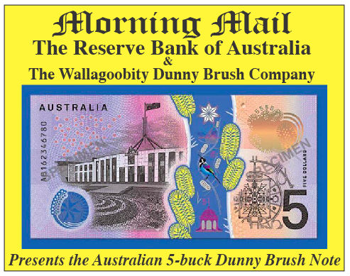 australian dollar note how to tell time