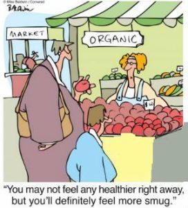 Organic Food Is Bullshit