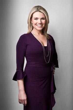 Heather Nauert; the fox from Fox - News