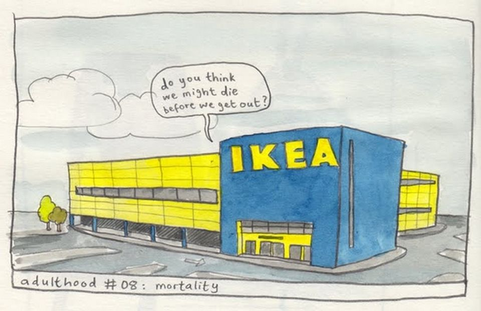 28+ Ikea Cartoon  Gif